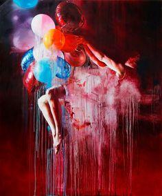 Área Visual - Blog de Arte y Diseño: La pintura de Chloe Early