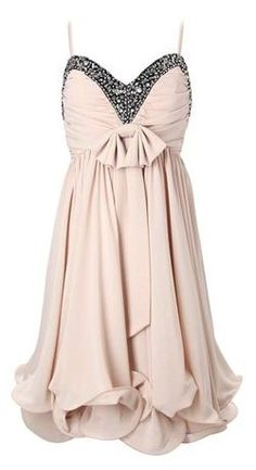 Love this dress! Get the perfect pair of heels and you're set! :)