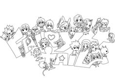 276 Best Anime Coloring Pages Images Coloring Pages Coloring Book