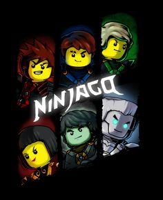 Lego ninjago is cool!