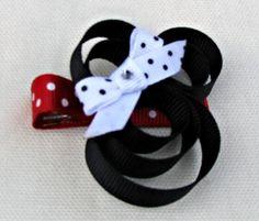 Mini Mouse alligator clip