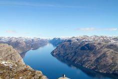 MonsieurWedding - Photographe de mariage | Une séance photo dans les fjords norvégiens