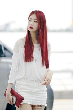 Nine Muses Minha Fashion Drug, Kpop Fashion, Daily Fashion, Korean Fashion, Girl Fashion, Korean Beauty, Asian Beauty, Nine Muses Minha, University Girl