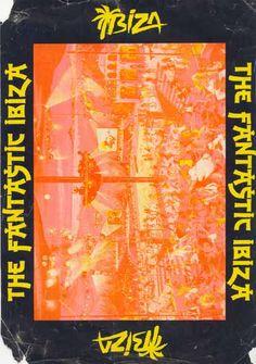 Fantastic Ibiza Flyer July 1991