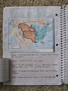 war of 1812 notebook printables - Google Search