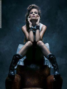 Katelyn Pascavis photo shoot by David Benoliel (2013) #KatelynPascavis #Other