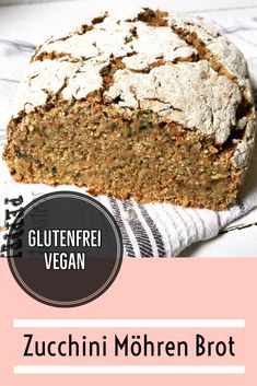 Zucchini carrot bread - gluten-free, lactose-free, without egg - hashimoto and the . - Brot und Brötchen: Rezepte - Zucchini carrot bread – gluten-free, lactose-free, without egg – hashimoto and the bacon rolls - Sem Gluten Sem Lactose, Sans Gluten Sans Lactose, Lactose Free, Egg Recipes, Gluten Free Recipes, Healthy Recipes, Pizza Recipes, Bread Recipes, Bagels Sans Gluten
