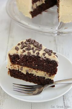 CHOCOLATE CHIP COOKIE DOUGH CAKE   1 box devil's food cake mix  1 cup sour cream  1 cup vegetable oil  4 eggs  ½ cup milk  1 box instant chocolate pudding mix  1 t vanilla extract  cookie dough filling:  1 ½ sticks (3/4 cup) unsalted butter, softened  3/4 cup brown sugar  1/3 cup granulated sugar  1 1/2 cups all-purpose flour  1 t vanilla extract  Pinch of salt  ¾ cup mini semi-sweet chocolate chips  Milk-about 2-3 T to thin out-add as needed