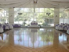 Knollwood Country Club Granada Hills California Wedding Venues 7 Dance Rooms