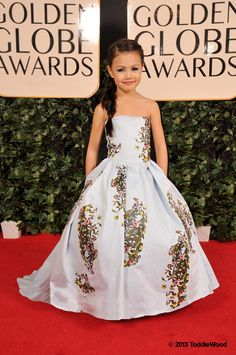 Hilariously Strange Kid Versions Of Celebrities At The Golden Globes - This is too cute!!!