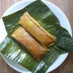 Pasteles are a household dish in the Puerto Rican culture. Though they can be made many different ways this is my recipe that I love. This process takes up to 2 days to complete so if you plan on making Pasteles you should invite people over to create and assembly line.  - Pasteles (Puerto Rican Holday Dish)