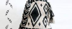 mochila wayuu etnica patron gratis crochet tapestry