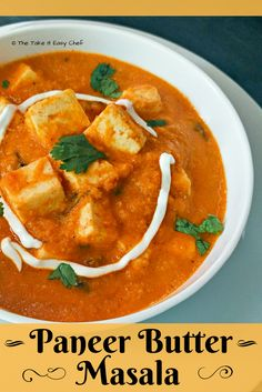 Everything about this desi delicacy is celebratory. This restaurant style paneer butter masala is pure, divine Indian food at its best! Milk Recipes, Top Recipes, Indian Food Recipes, Ethnic Recipes, Easy Recipes, Punjabi Recipes, Crab Recipes, Sweets Recipes, Vegetarian Recipes