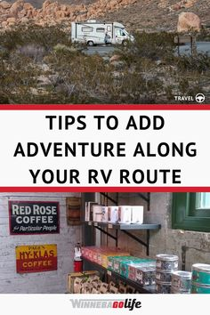 Are you searching for ways to add adventure to you next rv trip? Look no further because here are 7 ideas to make the trip as exciting as your destination plans. From foodie finds, National Park Service Sites, to Visitors Centers, and so much more. Adding these simple tips to your trip planning routine will add more experiences to your rv journey. #WinnebagoLife #RVLifestyle #TripPlanning #RVingAdventure #RVJourney Ways To Travel, Rv Travel, Travel Tips, Travel Trailers, Road Trip Adventure, Road Trip Essentials, Rv Tips, Park Service, Amazing Adventures