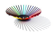 Make your own pencil bowl - colourful and functional -Michiel Cornelissen Ontwerp in home furnishings  Category