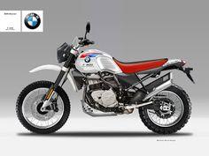 Motosketches: BMW F 900 SPORT SCRAMBLER