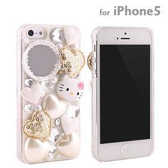 58b3e18ab44 Hello Kitty iphone case Get it at Rakuten Global Market! Au Iphone