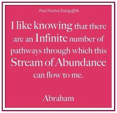 *Abraham-Hicks Quotes (AHQ797)