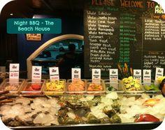 BBQ Fish Night Gili Trawangan