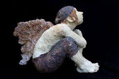 Jurga Martin Sculpteur Fairy Boy