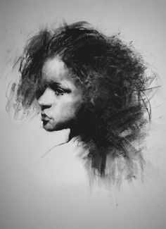 Zhaoming Wu. Artist Study - Charcoal - Aether Portfolio - The Loop