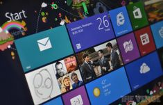 Windows 8 Review : The Verge.