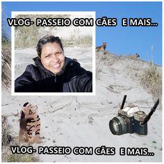 VLOG- Passeio com Cães+ Gato e mais.Gaf. da Naz- ( PARTE 1)
