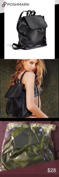 Victoria's Secret sexy little backpack new black Victoria's Secret popular backpack :D NEW Victoria's Secret Bags Backpacks