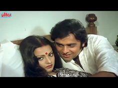 Phir Wahi Raat Hai - Vinod Mehra, Rekha, Ghar  Sigh...