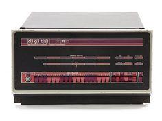 DEC PDP-11/20 (1970).