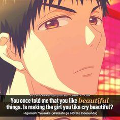 The source of Anime quotes & Manga quotes: Photo Anime Qoutes, Manga Quotes, Kiss Him Not Me, Otaku, Aho Girl, Tsurezure Children, Yuri, Me Anime, Anime Land