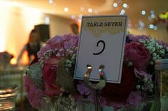 Table numbers - Punjabi numbers and English writing