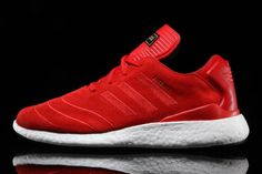 Another Look At The Bold Red adidas Busenitz Pure Boost Pro