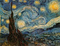 Vicent Van Gogh - One of my favs