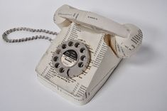 Paper Telehone, Jennifer Collier, www.jennifercollier.co.uk £750