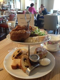 Afternoon tea at The Spiced Pear, gentleman's version in Yorkshire! http://www.thespicedpearhepworth.co.uk/