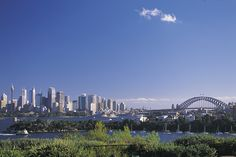 View from Taronga Zoo, Mosman, Sydney
