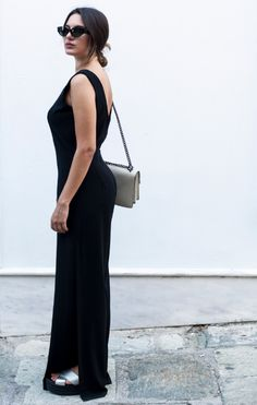 Outfits Backless, Jumpsuit, Outfits, Dresses, Fashion, Overalls, Vestidos, Moda, Suits