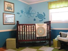 15 Under The Sea Nursery Designs