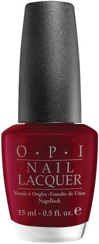 OPI Nail Polish NLF17 Bastille My Heart