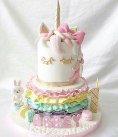 Resultado de imagen para unicorn+cake
