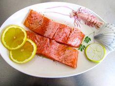 Sim kookt: Zalmconfit uit Simple Pleasures van Annabel Langbein