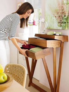 i can't express how much I love this storage dresser/contraption design.. and I can't find where it's from!