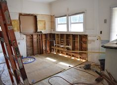 Renovating a fixer-upper isn't as easy as home improvement shows make it look. Consider your time and budget before buying a home that needs a lot of work. Remodeling Contractors, Home Remodeling, Kitchen Remodeling, Home Inspection, Home Ownership, House Prices, Have Time, Start Time, Fixer Upper