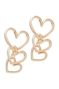 09.02.14 Type 1 Lots of Love Earrings $12.97
