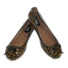 totes ISOTONER Womens Leopard Print Waterproof Slip On Flat Rain Shoes >>> Check this awesome image  : Outdoor Shoes