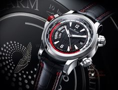 Jaeger-LeCoultre Compressor Extreme Alarm They've Finally Hit Stores . The New Jaeger-LeCoultre Aston Martin Watches are Here Aston Martin Dbs, Jeager Le Coultre, Jaeger Lecoultre Watches, Dream Watches, Men's Watches, Fine Watches, Wrist Watches, Swiss Army Watches, Most Expensive Car