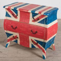 Corbett Dresser Union Jack now featured on Fab.