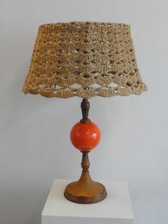 pantallas para lamparas al crochet - Buscar con Google