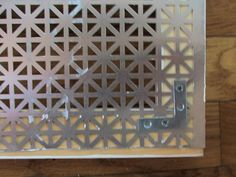 DIY Air Return Vent how to diy an air return vent with an aluminum radiator cover from a home improvement store – Heimkino Systemdienste Home Improvement Projects, Home Projects, Return Air Vent, Air Vent Covers, Home Selling Tips, Home Repairs, Do It Yourself Home, Simple House, Aluminium